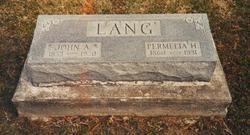 John Adam Lang