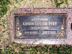Linda Louise <i>Snyder</i> Ivey