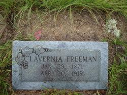 Lavernia <i>Haney</i> Freeman