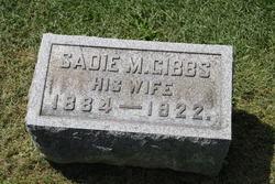 Sadie May <i>Gibbs</i> Paddock