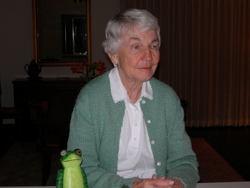 Anne <i>Baumgardner</i> Allen