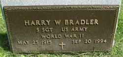 Harry W. Bradler