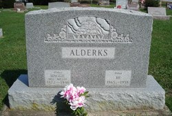 Heije Hi <i>Bruns</i> Alderks