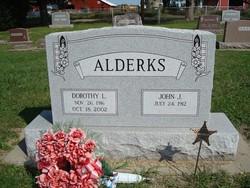John J Alderks