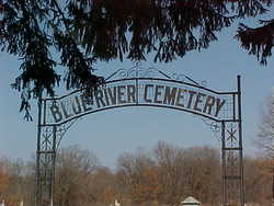 Blue River Cemetery