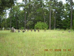 Mount Pleasant Shakerag Cemetery