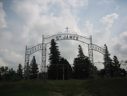 Saint James Cemetery