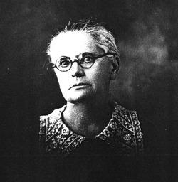 Harriet Rhoda <i>Estep</i> Inklebarger