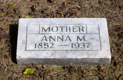 Anna M. <i>Miller</i> Dennis