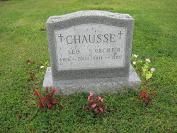 Cecile R. Memere <i>Fredette</i> Chausse