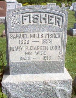 Samuel Mills Fisher