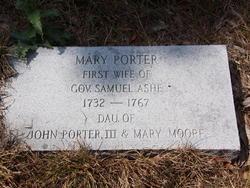 Mary <i>Porter</i> Ashe