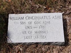 William Cincinnatus Ashe