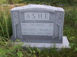 Col Samuel Ashe