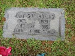 Mary Sue <i>Beeson</i> Adkins