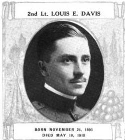 Louis Eddy Davis
