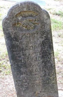 Louisa E. <i>Sellers</i> Adams