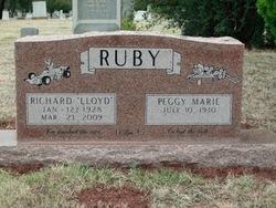 Lloyd Ruby