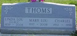 Linda Lou <i>Thoms</i> Glauz