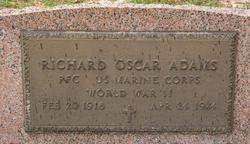 Richard Oscar Adams