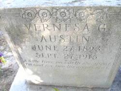 Vernesa G Austin