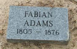 Fabian Adams