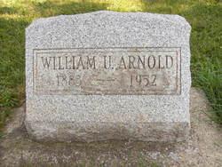 William U Arnold
