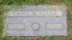 Emma M Allen