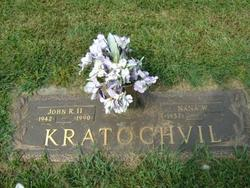 John Rogers Kratochvil, Jr