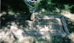 Mary M <i>Evans</i> Bernhardy