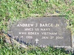 Andrew Jackson Barge, Jr