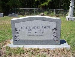 Lollie Alvis <i>Crawford</i> Barge
