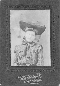 Carrie E. <i>Bishop</i> Polk