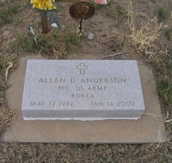 Allen Duane Anderson