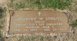 Harvey W Stout