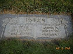 Lucilla <i>Hadlock</i> Eaton