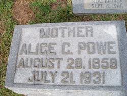 Alice C Powe
