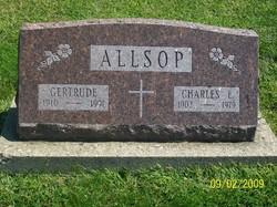 Charles E Allsop