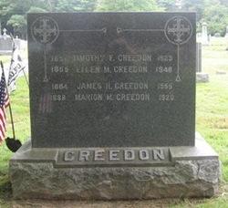 Ellen M. <i>Sullivan</i> Creedon