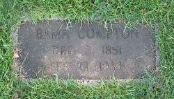 Alabama C Bama <i>Hensley</i> Compton