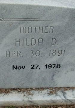 Hilda <i>Daniel</i> Stanovich
