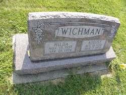 Hildegarde A <i>Fangman</i> Wichman