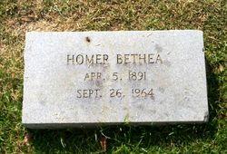 Homer Bethea