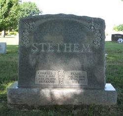 Charles J Stethem