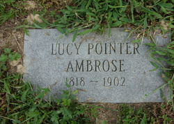 Lucy Pointer <i>Gill</i> Ambrose