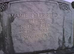 Mamie <i>Tyler</i> Reed