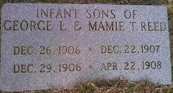 Infant Boy Reed