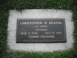 Christopher David Heaton