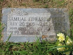 Samual Edward Epler
