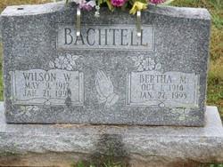 Wilson W. Bachtell